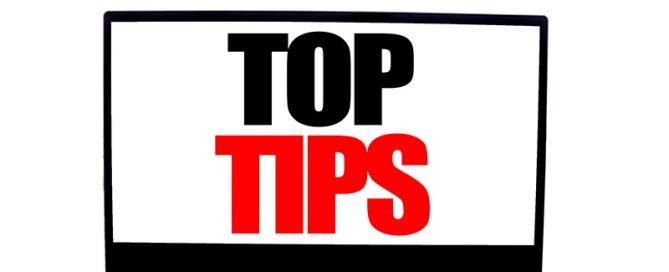 Tips for Beveling